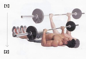 barbell-floor-press